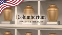iColumbarium cremated remains ashes #EternityGardens