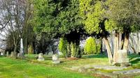 Historic Columbian Cemetery cremated remains #EternityGardens